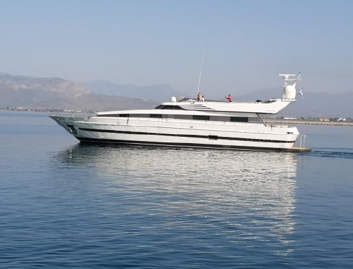 SOLD: Akhir 30s M/Y THIRTY LOVE
