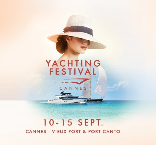 Cannes Yachting Festival  (10-15 September 2019)