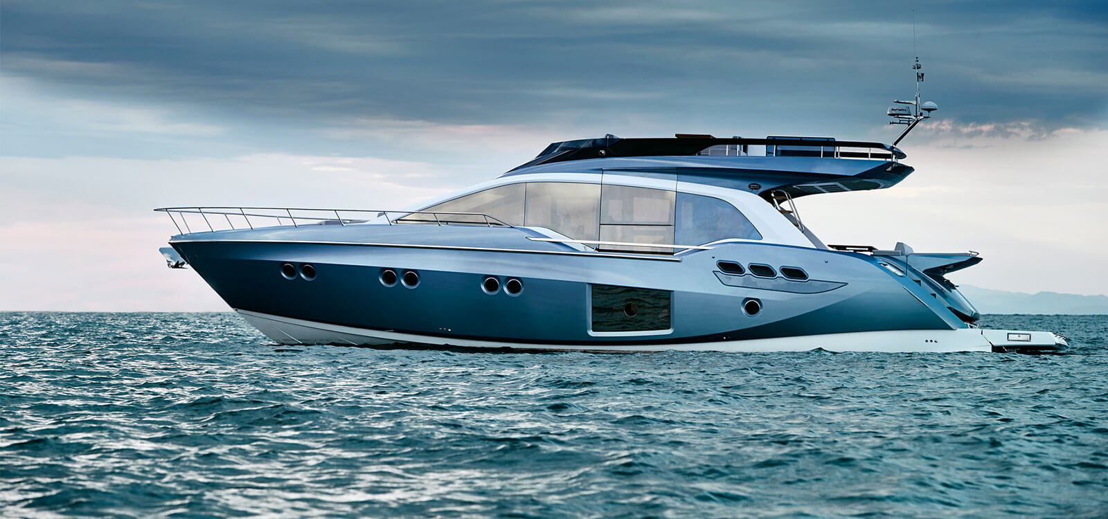 New Sessa Fly 68 Gullwing is new revolutionary challenge!
