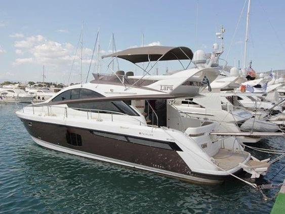 SOLD: Fairline Phantom 48 M/Y Lara