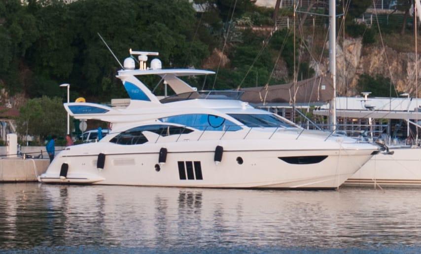 Azimut 60 motor yacht M/Y STELLA1 – SOLD