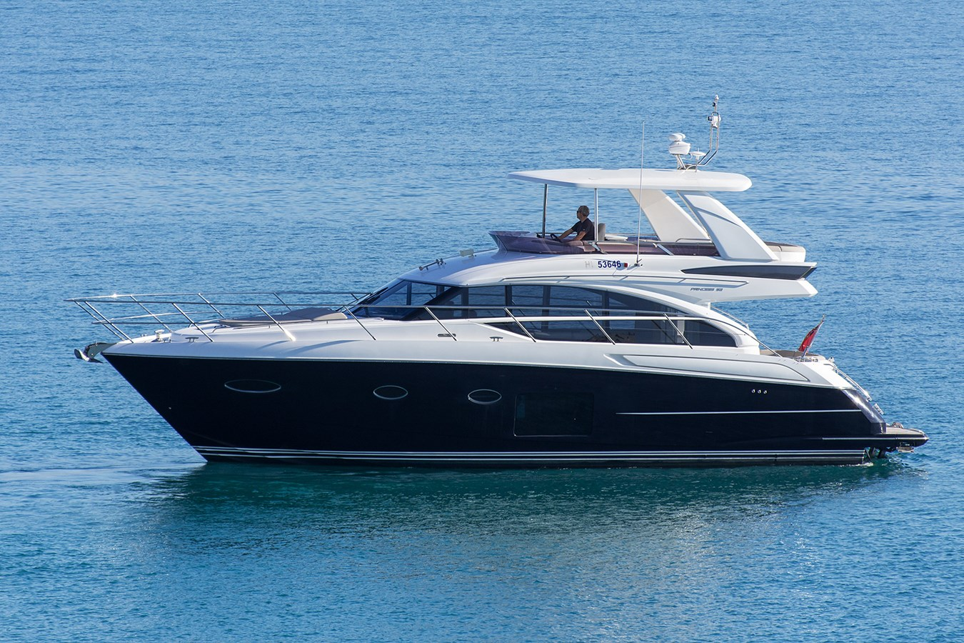 SOLD: Princess 52 M/Y ALEXA