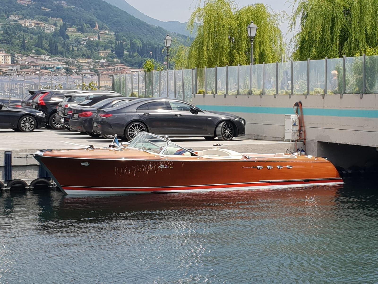 The Riva Aquarama: nautical legend