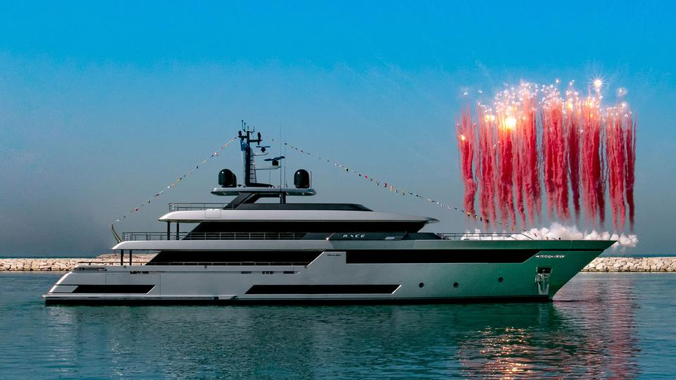First 50m Riva superyacht Race premieres