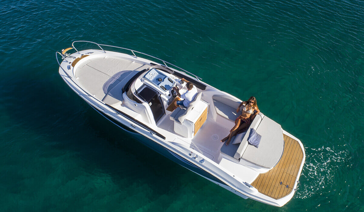 Available for sale new Sessa Key Largo 27 Inboard