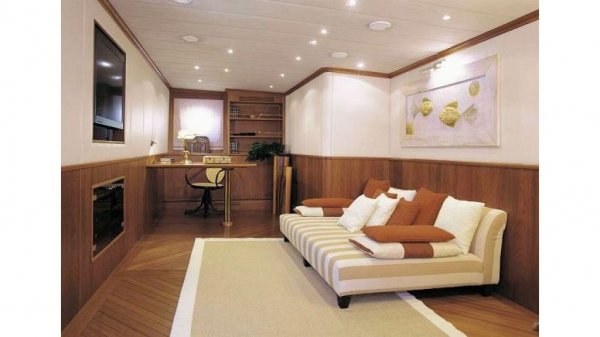 Sophisticated Luxury Yacht